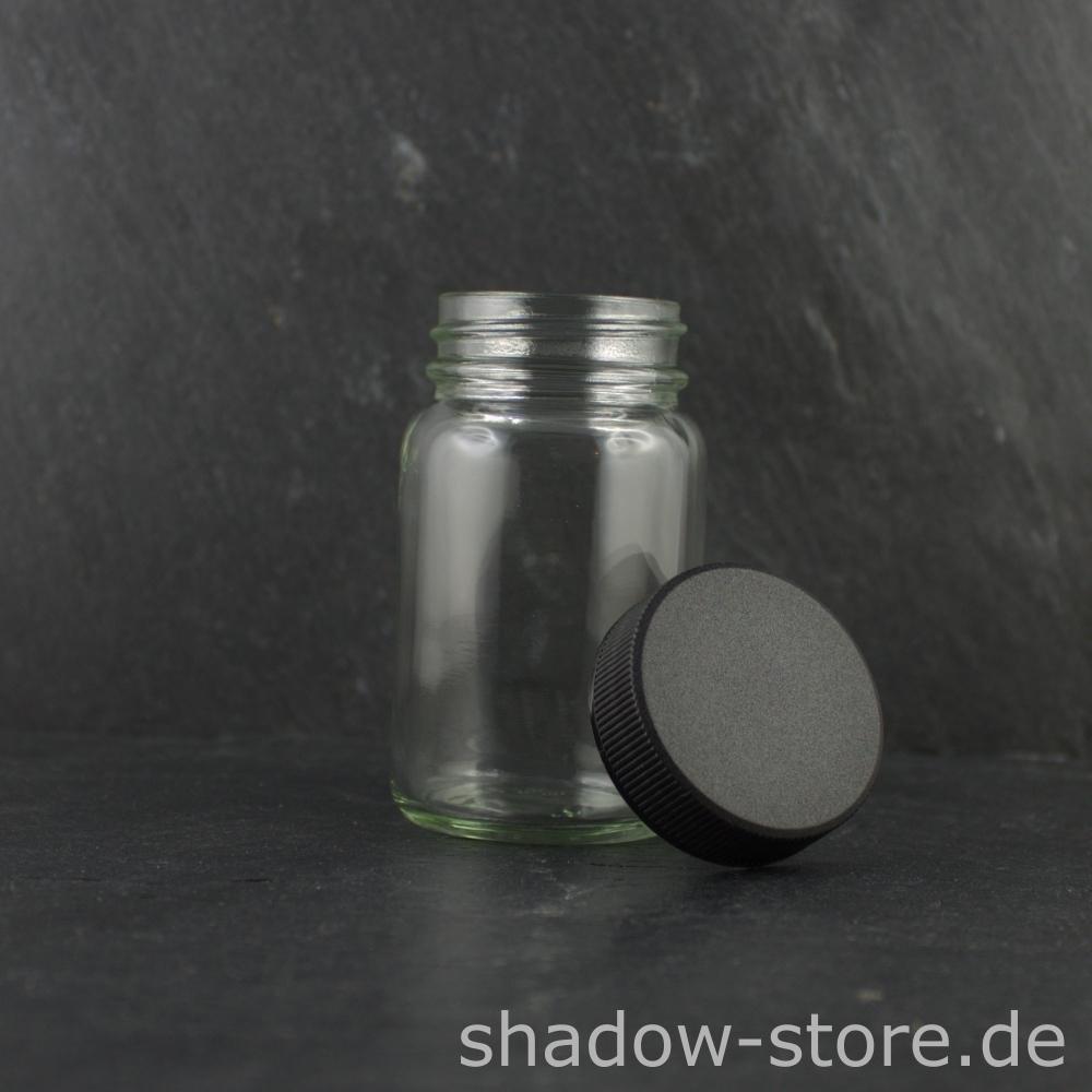 Gl schen mit deckel rund 60 ml kaufen shadow store shop for Deckel rund 60 cm